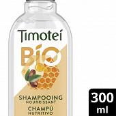 Timotei shampooing bio nourrissant miel & jojoba 300ml