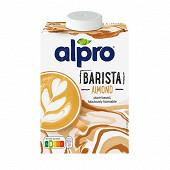 Alpro drinkbarista amande 500 ml