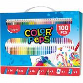 Kit Coloriage 100 pièces