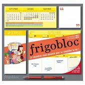 Calendrier - Frigobloc : le calendrier maxi-aimanté pour se simplifier la vie