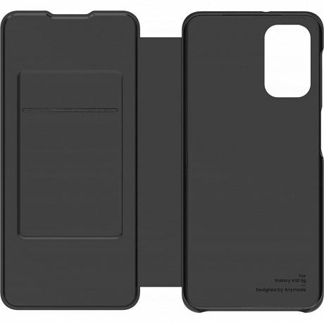 Samsung Etui à rabat noir pour Samsung Galaxy A32 5G GP-FWA326AMA
