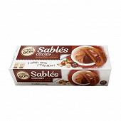 C'trobon sablés cacao fourrés cacao noisettes 125g
