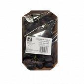 Raisin noir bio barquette 500g