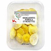 Marguerites robiola et noisettes 250g