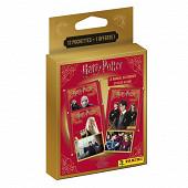 Album Panini - Harry Potter Le manuel du sorcier blister 12 pochettes + 1 offerte