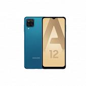 "Samsung Smartphone 6.5"" GALAXY A12 BLEU NOUVEAU"