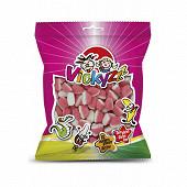 Vickyzzz bonbons bisous fraise 100 g