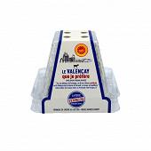 Valençay AOP fromage de chèvre au lait cru 220g