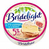 Bridelight fromage au lait pasteurisé 5%mg 250g