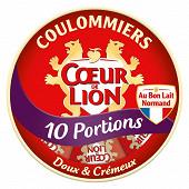 Coeur de Lion coulommiers 10 portions 350g - 23% mg