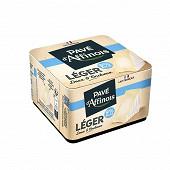 Pavé d'affinois léger au lait de vache pasteurisé 9%mg - 175g