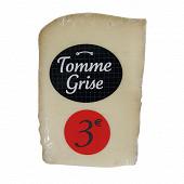 Centurion tomme grise prix rond 31%mg 200g