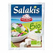 Salakis tranches bio au lait de brebis pasteurisé 22,8% mg 150g