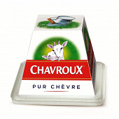Chavroux la pyramide 100% lait de chèvre 45%mg  150 g