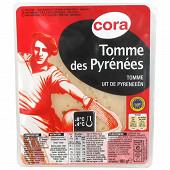 Cora tomme noire des pyrénées IGP 29%mg 180 g