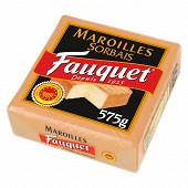 Fauquet maroilles aop sorbais traditionnel 26%mg 575 g