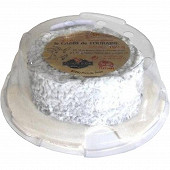Cloche d'Or cabri de Touraine cendré affiné 21%mg 150g