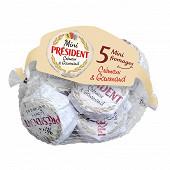 Président mini fromages x5 filets 150g