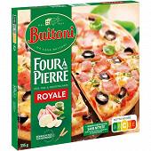 Buitoni pizza four à pierre royale 335g