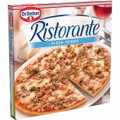 Dr Oetker pizza ristorante tonno - pizza surgelée au thon 355g