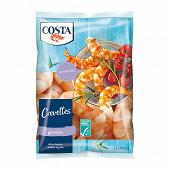 Costa crevettes géantes asc 330g