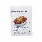 Boulettes au boeuf vbf 15% mg 900g