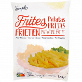 Frites 9/9 2,5kg
