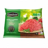 Convivial haché à cuisiner bio 15% mg 400g