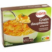 Cora gratin dauphinois prégratiné 450g