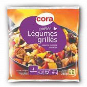 Cora poêlée légumes grillés 750g