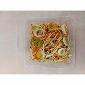 Julienne de légumes le kilo