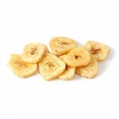 Banane chips bio