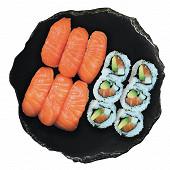 Market saumon