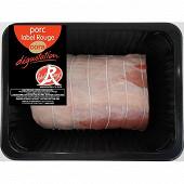 Rôti de porc Label Rouge Cora dégustation