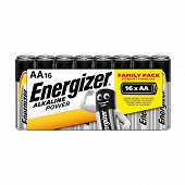 Energizer 16 piles alcalines AA (LR06) family pack