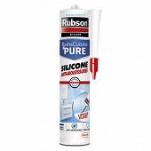 Rubson mastic bain&cuisine translucide cartouche 280 ml
