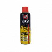 3 en 1 lubrifiant silicone 250 ml