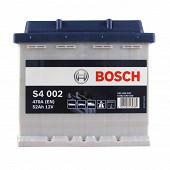 Bosch batterie S4 silver 12V 52AH 470A