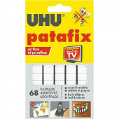 Uhu patafix 68 pastilles