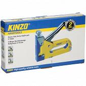 Kinzo agrafeuse tridirectionnelle + 600 agrafes