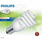 Philips ampoule halogène Tornado E27 - 20 wéquivalent 95 watts