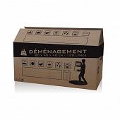 Pack and move carton de déménagement 128L