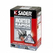 Sader mortier rapide 1.5 kg