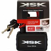 Antivol bloque disqueSRA avec cable anti oubli KSK