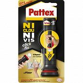 "Pattex colle ni clou ni vis ""click&fix"" 30 gr"