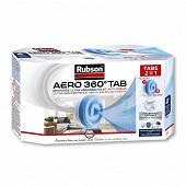 Rubson 4 recharges d'absorbeur d'humidité pour aero 360°- 1.8 kg