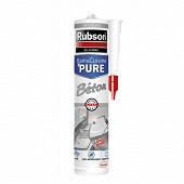 Rubson mastic bain et cuisine béton cartouche 280 ml