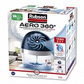 Rubson absorbeur d'humidité aéro 360° -  20m  + 1 recharge