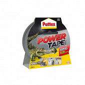 Pattex Power Tape 1001 usages gris 10m