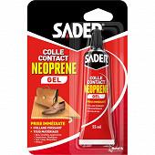 Sader colle contact néoprene gel 55ml